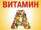 Передозировка витамина A