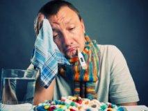 Интоксикация при гриппе