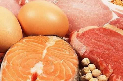 мясо, яйца, рыба — белковые продукты