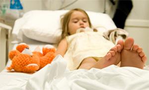 У ребенка испорчен желудок как лечит