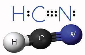 HCN — синильная кислота