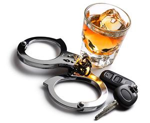 алкоголь и вождение машины