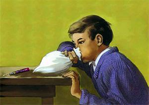 Формирование зависимости при токсикомании