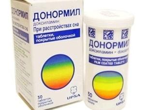 лекарство донормил