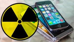 излучение от мобильного телефона