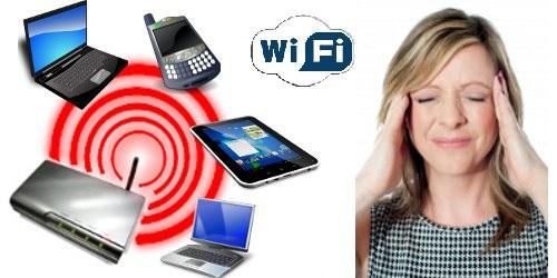 вред wifi для человека