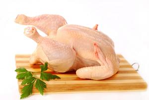 отравление куриным мясом