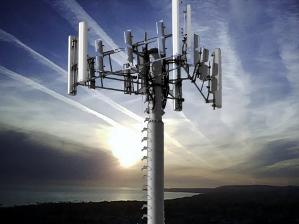 вышки сотовой связи (антенны)