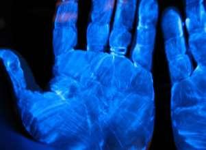 ультрафиолетовые лучи фото