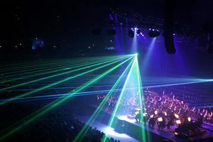 влияние лазера на человека