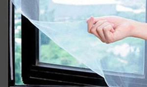 москитная сетка — защита от слепней