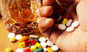 несовместимость «Димедрола» с алкоголем