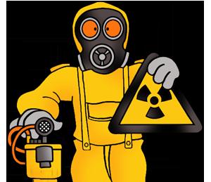 как измерить радиацию в домашних условиях