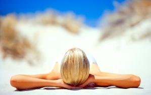воздействие солнечной радиации при загаре
