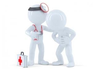 врач при отравлении