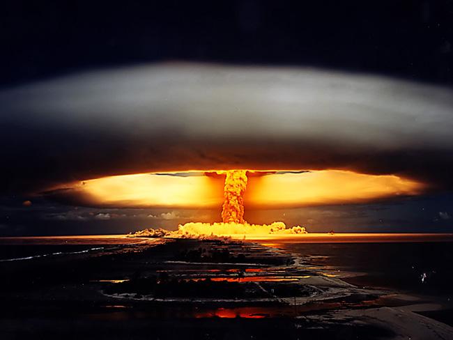 радиоактивное облако фото