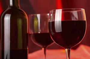 красное вино и радиация