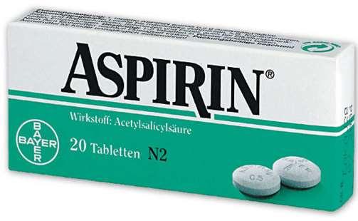 «Аспирин» для чего