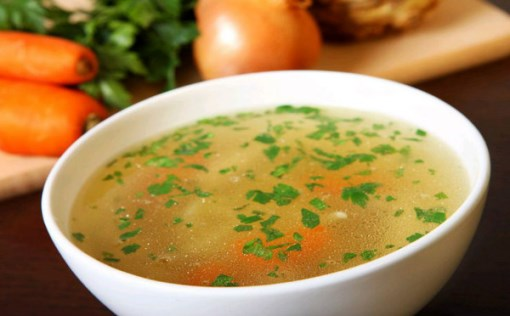 суп при отравлении рецепт