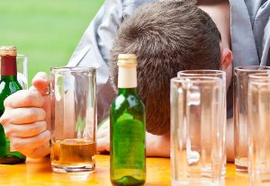 «Лактофильтрум» при алкогольном отравлении