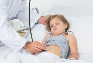 «Лактофильтрум» при отравлении детей