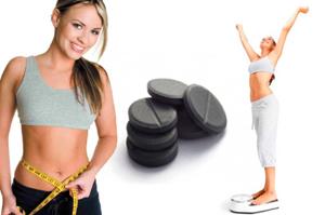 активированный уголь и диета