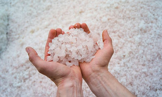 соль для человеческого организма