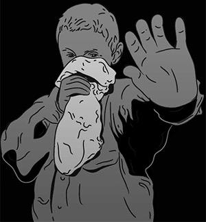картинка токсикомана