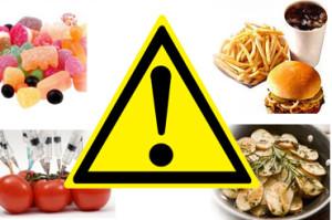 канцерогены наносят вред организму