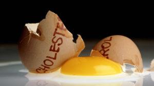 яичный желток и холестерин