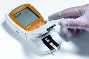 прибор для самостоятельного измерения уровня холестерина