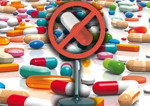 нельзя принимать антибиотики