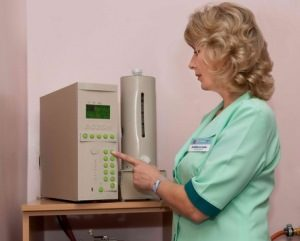 применение озонаторов в медицине