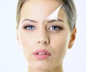 регенерация тканей на лице