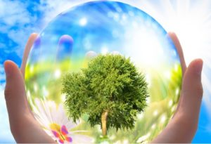 мир в озоновом шаре