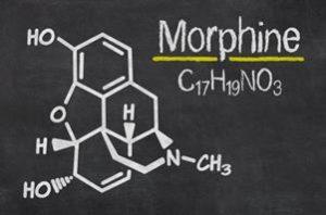 формула морфина