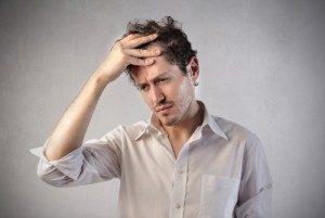 у мужчины с похмелья болит голова