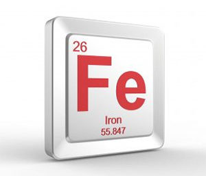 формула железа и его номер в периодической таблице элементов