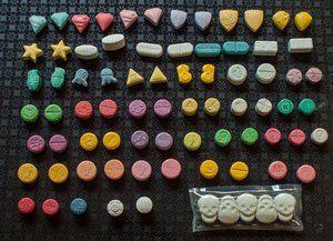 таблетки ЛСД