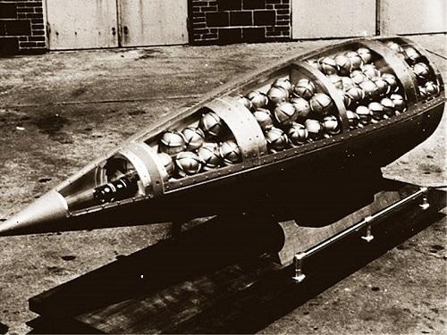 бомба, начинённая зарином