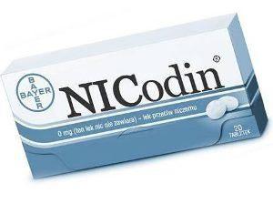 таблетки «Никодин»