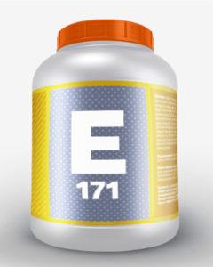 пищевая добавка диоксид титана E171