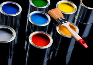диоксид титана в производстве краски
