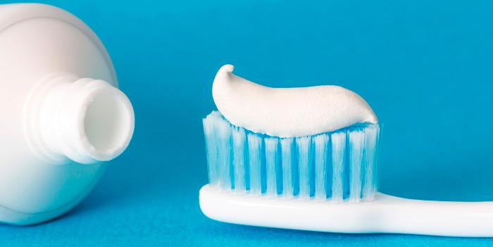 диоксид титана в зубной пасте