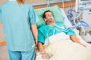 лечение инфекционно-токсического шока