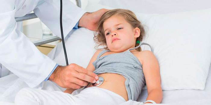 у ребёнка пищевое отравление