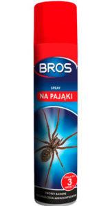 Bros аэрозоль от пауков