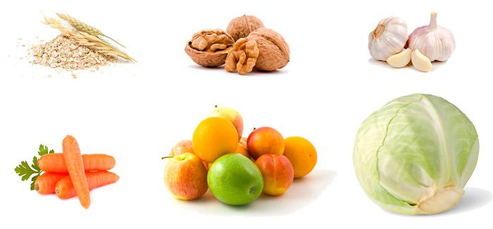 продукты содержащие природные статины