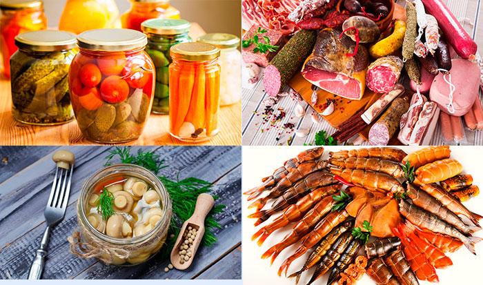 продукты, которые могут содержать ботулотоксин